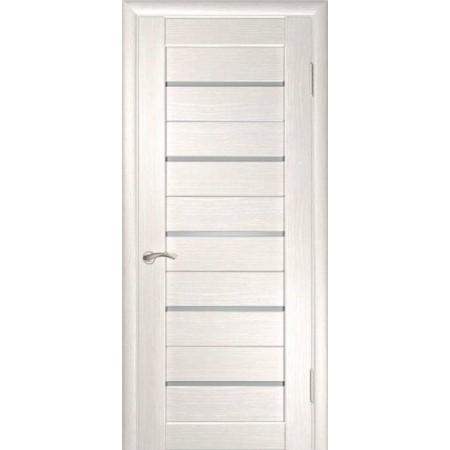 Межкомнатная дверь Экошпон Танго (Дуб белый)