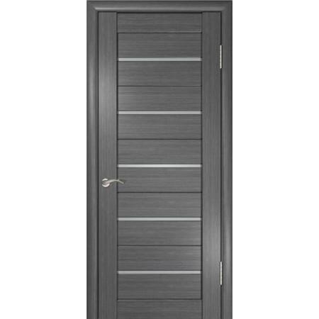 Межкомнатная дверь Экошпон Танго (Грей)