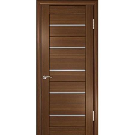 Межкомнатная дверь Экошпон Танго (Шоко)