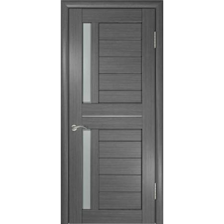 Межкомнатная дверь Экошпон Твист Нью (Грей)