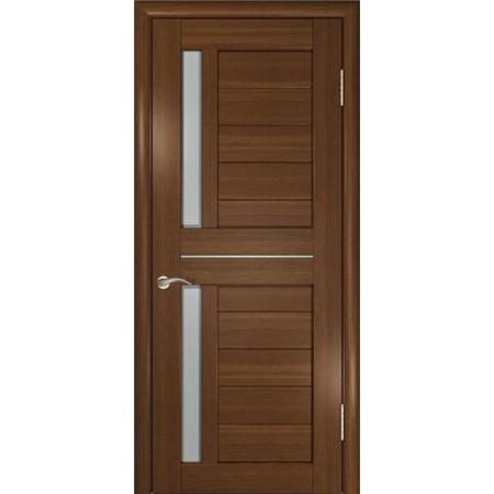 Межкомнатная дверь Экошпон Твист Нью (Шоко)