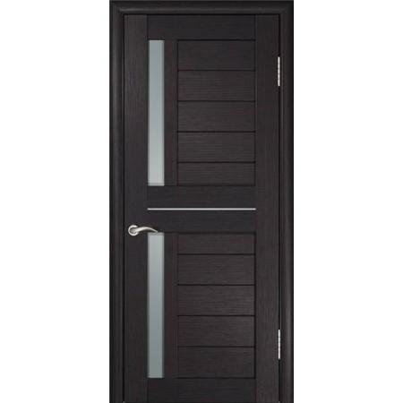 Межкомнатная дверь Экошпон Твист Нью (Венге)