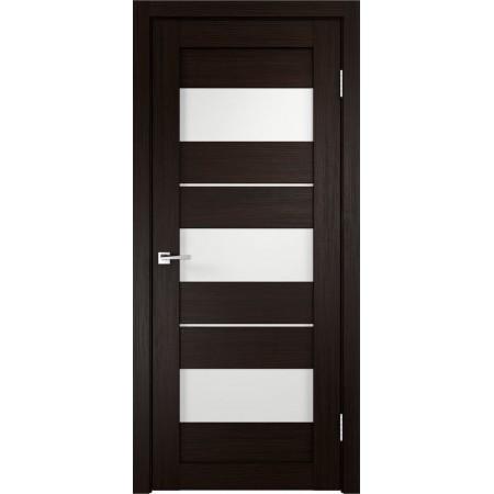 Межкомнатная дверь Экошпон Дуплекс 12 (Венге)