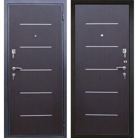 Входная дверь Булат Хром