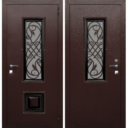 Входная дверь Гранит Коттедж