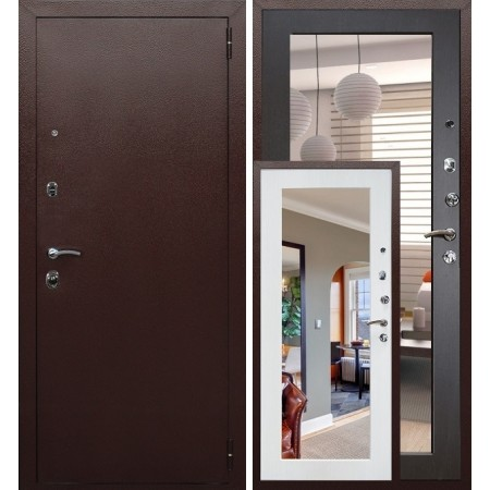 Входная дверь Гарда S1 Зеркало
